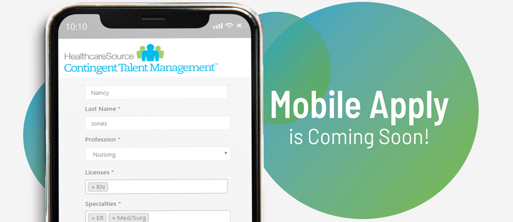 Mobile Apply is Coming Soon!
